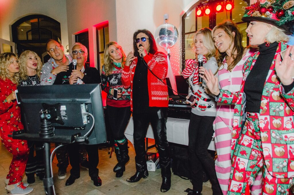 Celebrity Karaoke party, Hollywood Karaoke, Beverly Hills Karaoke, Star Karaoke, Name that tune, Los Angeles Karaoke