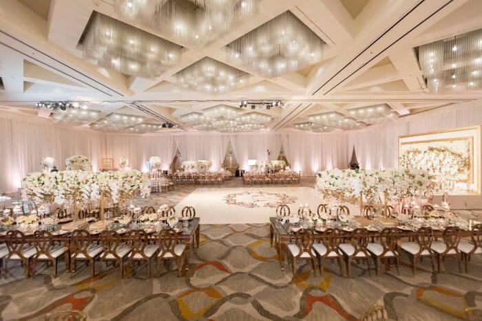 Wedding Reception- Dance Floor Dinner