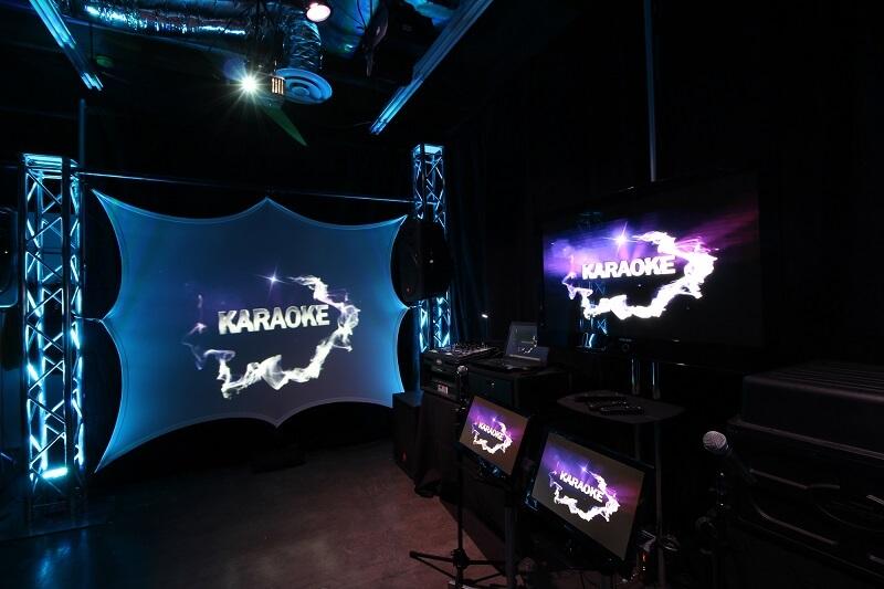 Karaoke System, Screen, Monitor for Karaoke party in Los Angeles