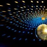 Disco-Ball lighting