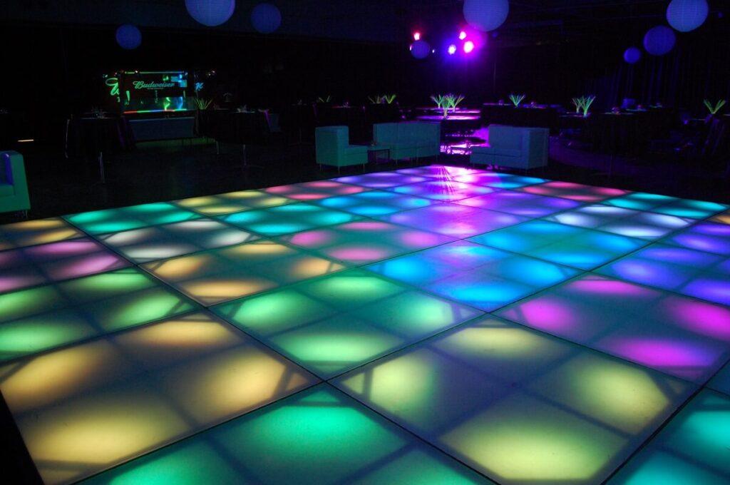 Wedding Reception Los Angeles, LED Dance Floor, DJ, Dance Floor, Venue, Layout, Wedding Ideas, Wedding Tips, Wedding Suggestions, Wedding DJ in Los Angeles;