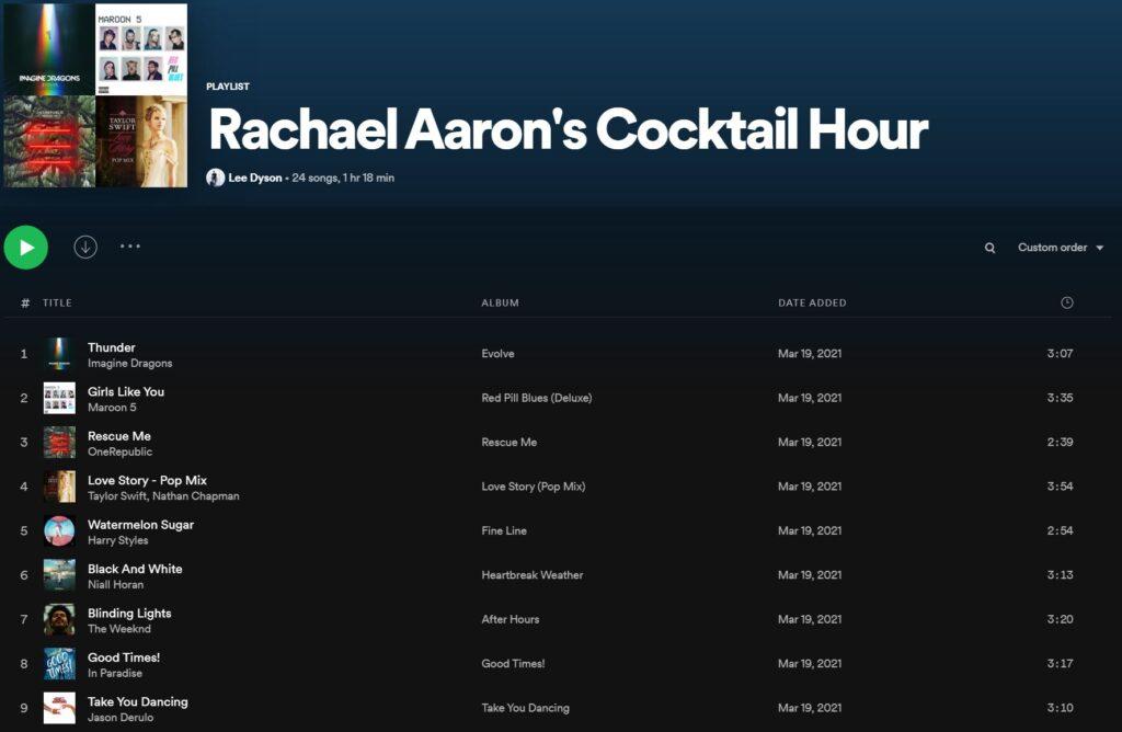 The Perfect Wedding DJ Playlist on Spotify